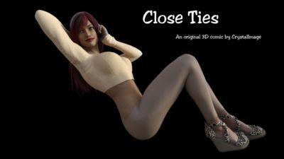 Close Ties- CrystalImage