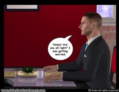Mrs Hani 3 - Dinner Date 2 - part 2