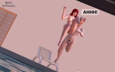 Nudist Pool part 3/3 Final Ecchi Kimochiii - part 5