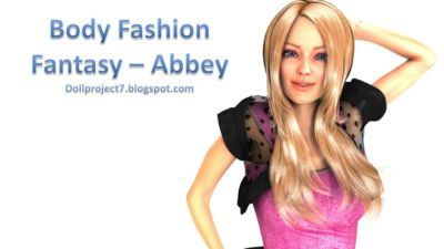 Body Fashion Fantasy - Abbey