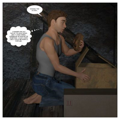 Seer's Stories of the Supernatural - part 3