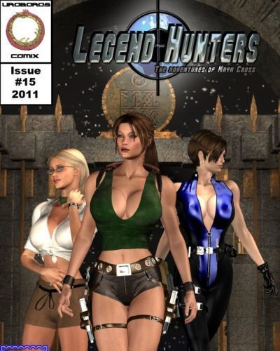 Legend Hunters 15-22