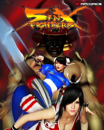 Sin Fighters X