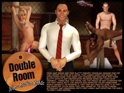 Double Room - Non-Refundable