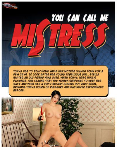 You Can Call Me Mistress