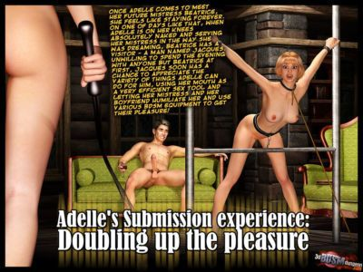 Adelles submission - Doubling Up the Pleasure