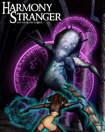Team Alpha Flight and Harmony Stranger - part 6