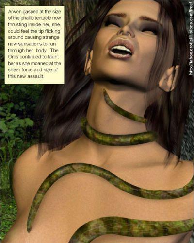 Taboo- Arwens Misadventures - part 2