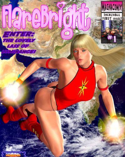 Flarebright 01 - Enter the lovley Lass of Luminance