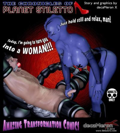 The Chronicles of Planet Stiletto
