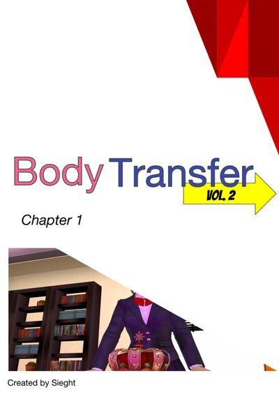 Body Transfer Vol.2 Ch.1