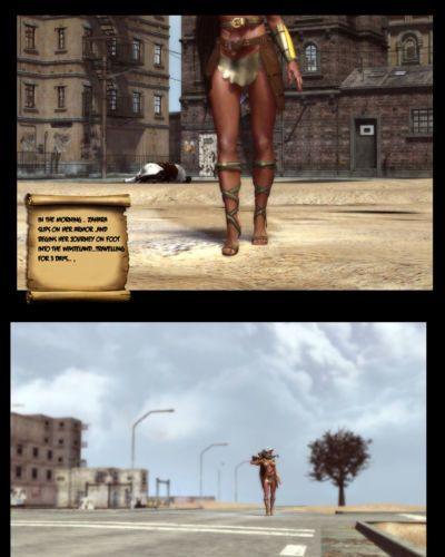 Zahara - Queen of Voretexia 6 - part 2