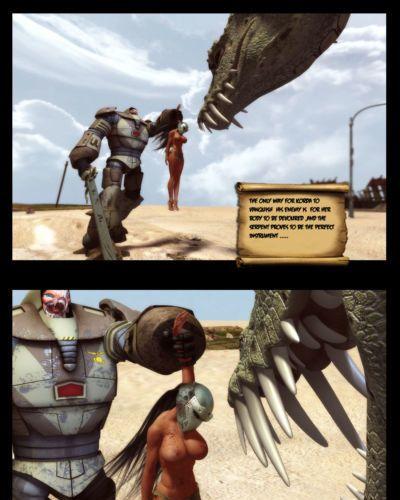 Zahara - Queen of Voretexia 6 - part 3
