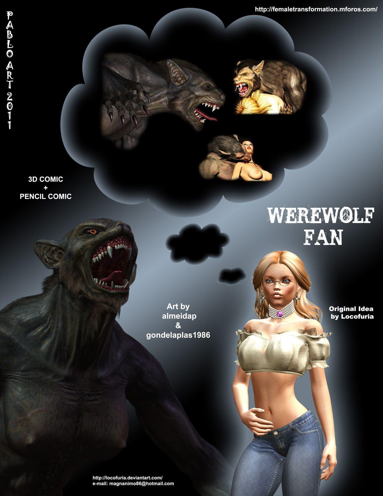 Werewolf porn pics nude videos
