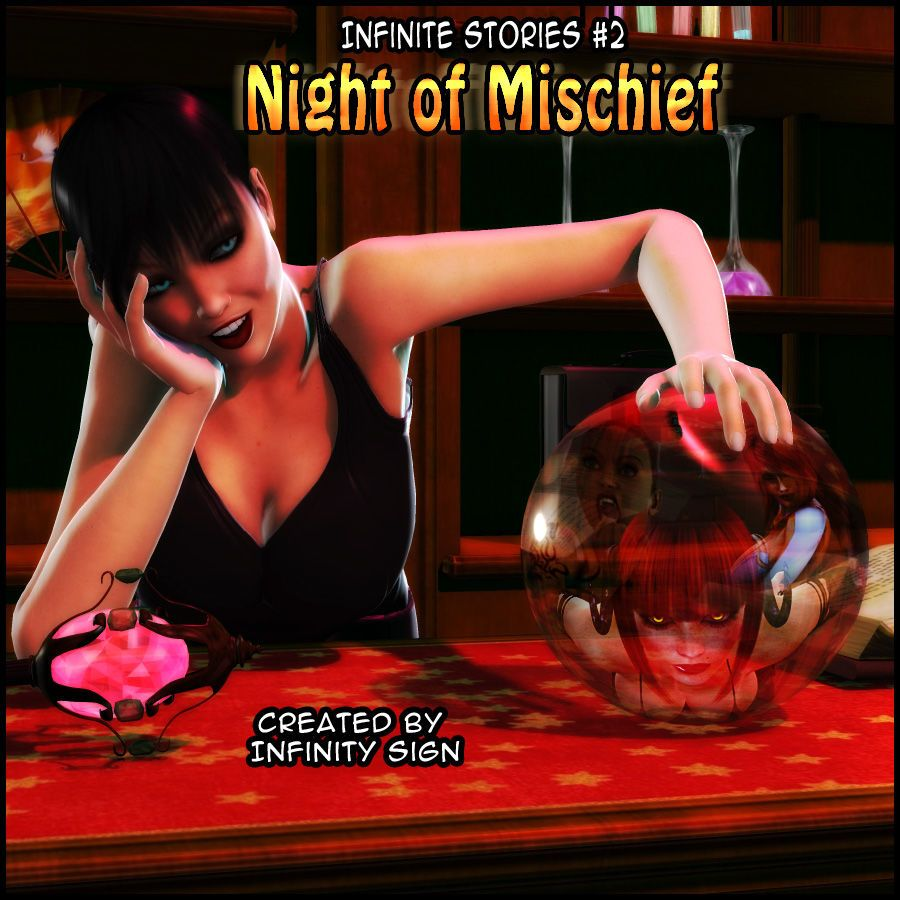 Infinite Stories 2 - Night of Mischief