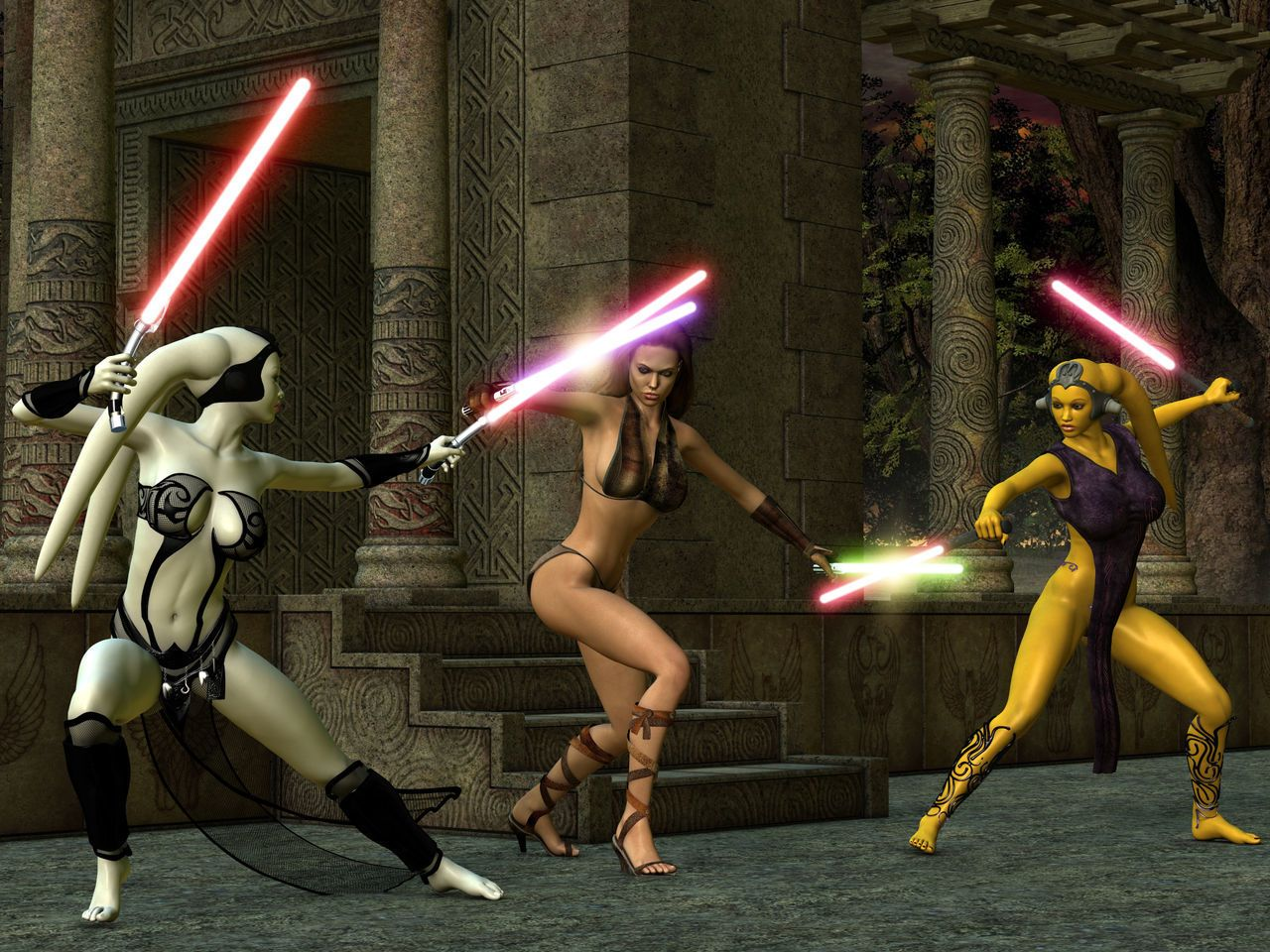 Twi'lek porn videos erotic models