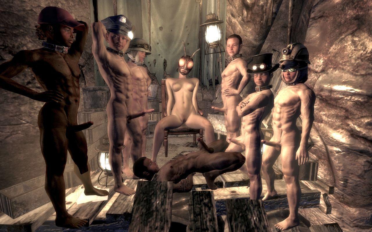 Фаллаут порно фото, Порно Арты Falloutфотографий ВКонтакте 3 фотография