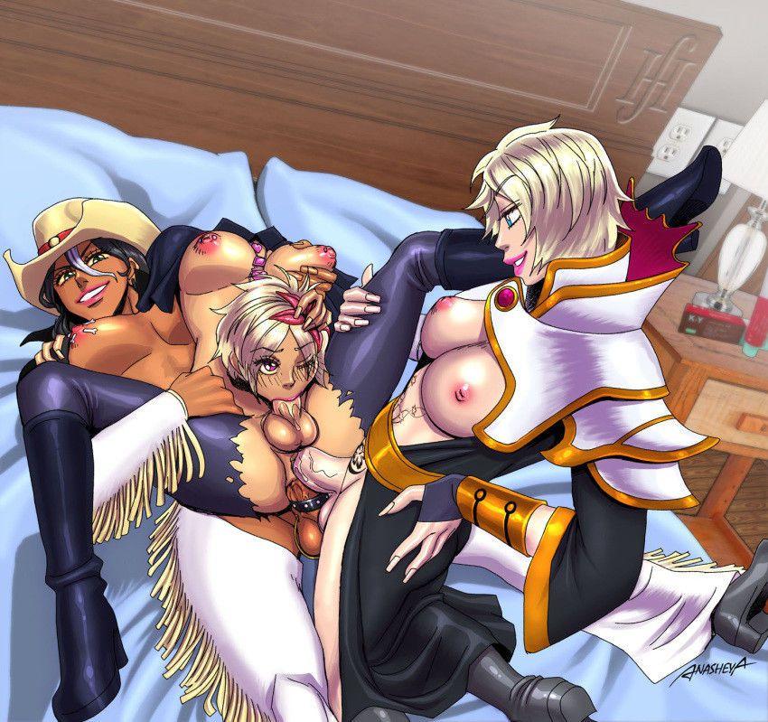 Futanari Girls 2 - part 8