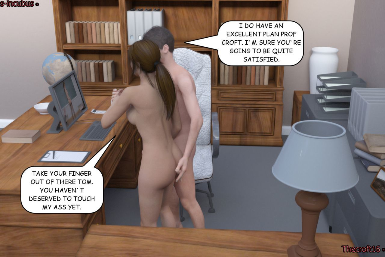 Lara and Tom Part 1 - part 2