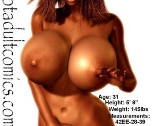 Debra - Big Tits Milf! 3D