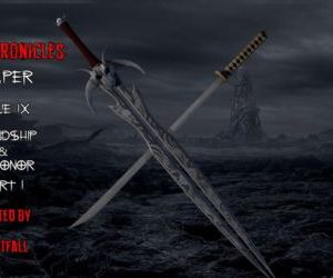 Mina Chronicles Reaper Issue 9 - Friendship & Dishonor..