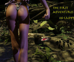 Lady Jane: The First Adventures - 1