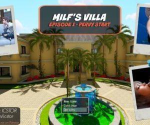 Milfs Villa - Kevins Mom - Episode 1 - 3D Artist