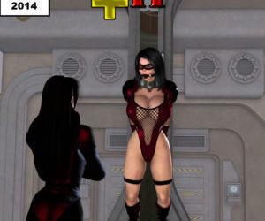 Legion Of Superheroines 47 - 57