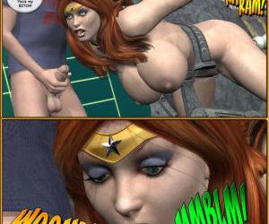 Alpha Woman- The Geek wins Day - part 5