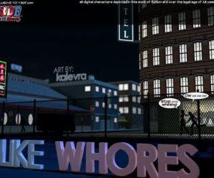 Y3DF- Like Whores