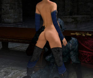 Hibbli3D – Sorceress Lori Beyond Death - part 6