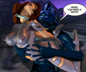 Mindy - Sex Slave On Mars c351-375 - part 12