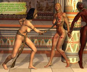 Betty Noir Private Eye - 04.The Case of the Pharaohs..