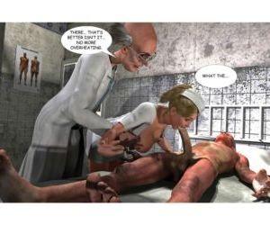 3d नर्स