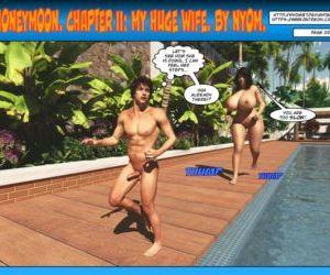 Nyom - The Honeymoon 1-3 - part 7