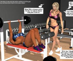 Jenny On The Spot - Jennifer & Caribe