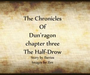 3DZen – The Chronicles Of Dunragon III