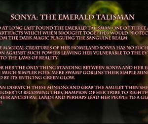 3DZEN - Sonya Emerald - Talisman