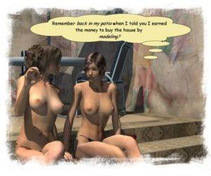 Zasie Internet Girl Ch. 2: Exposure - part 6