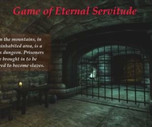 Game of Eternal Servitude - Ivy & her new slave