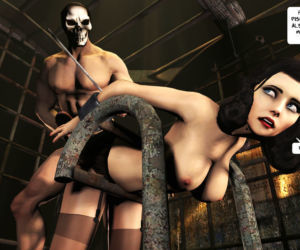 Bioshock Infinite The end Comic - part 6