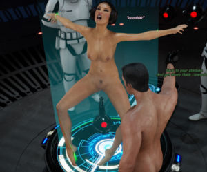 The Farce Awakens - Naughty Princess - part 2
