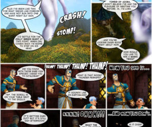 WOW CG game - part 8