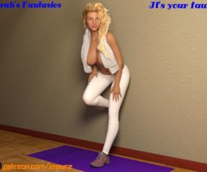 Impure – Sarah's Fantasies – It's Your Fault!