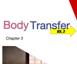 Body Transfer Vol.2 Ch.3