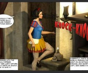 Snow White Meets The Queen 1