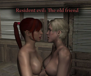 Resident evil: The old friend