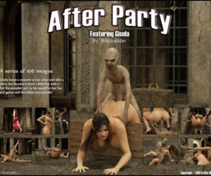 After Party – Blackadder