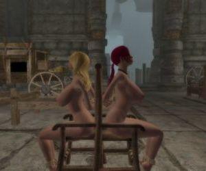 3d Urination