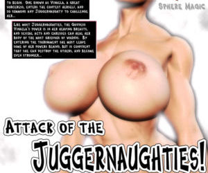 Attack Of The Jugger Naughties 1